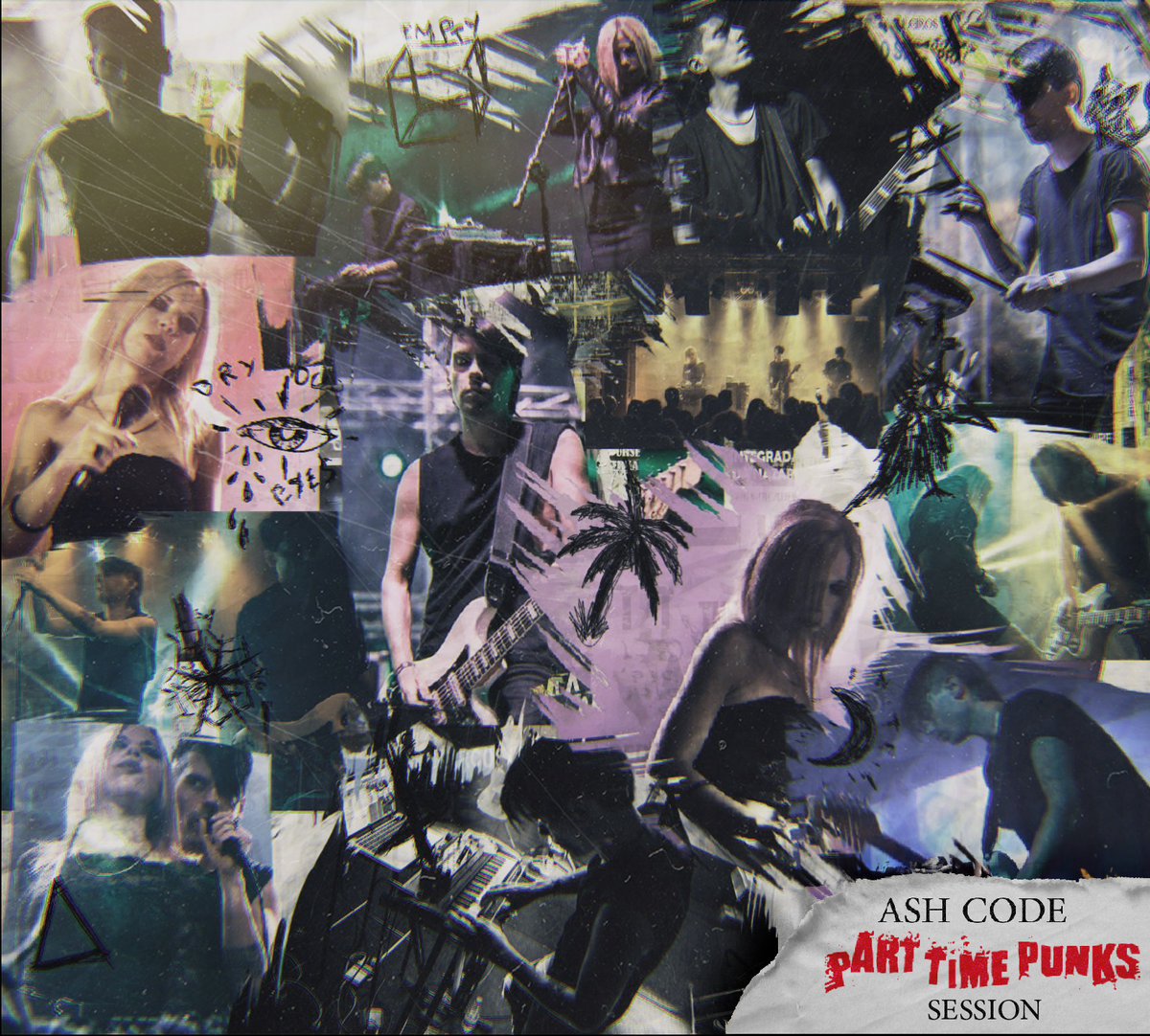 Ash Code – Part Time Punks Session (2020) [FLAC]