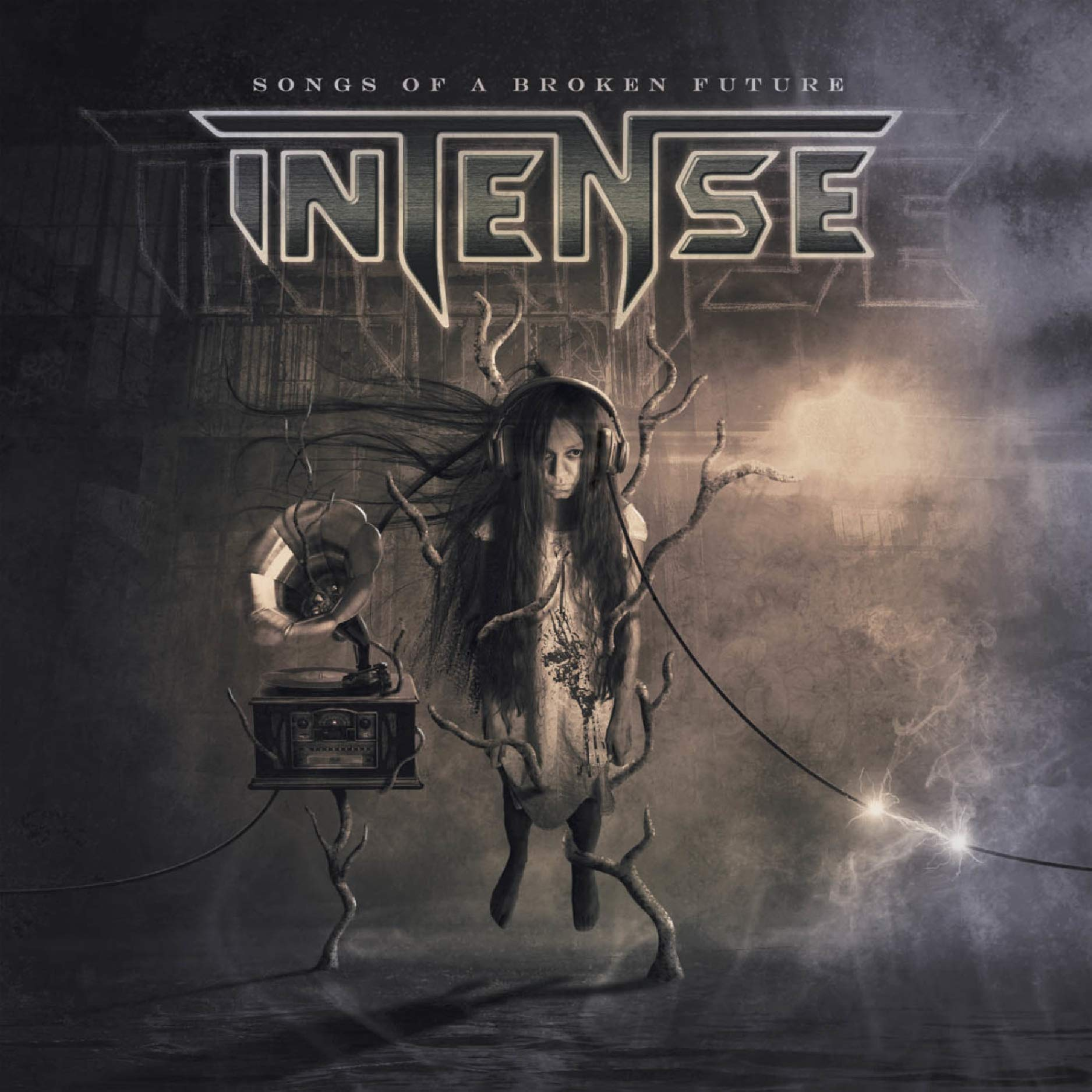 Intense - Songs Of A Broken Future (2020) [FLAC] Download