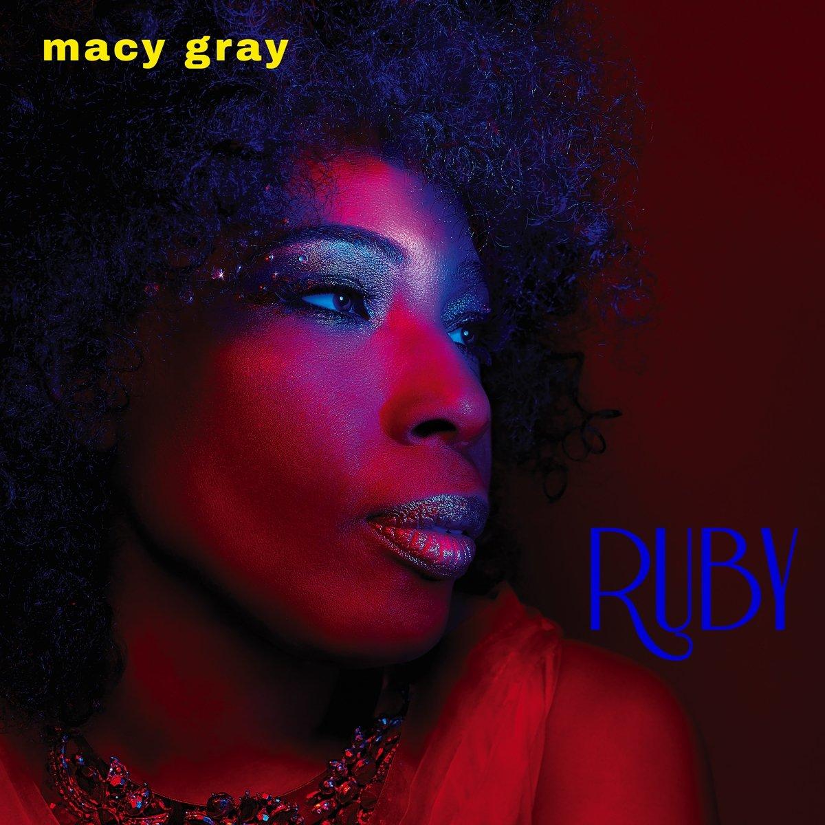 Macy Gray – Ruby (2018) [FLAC]