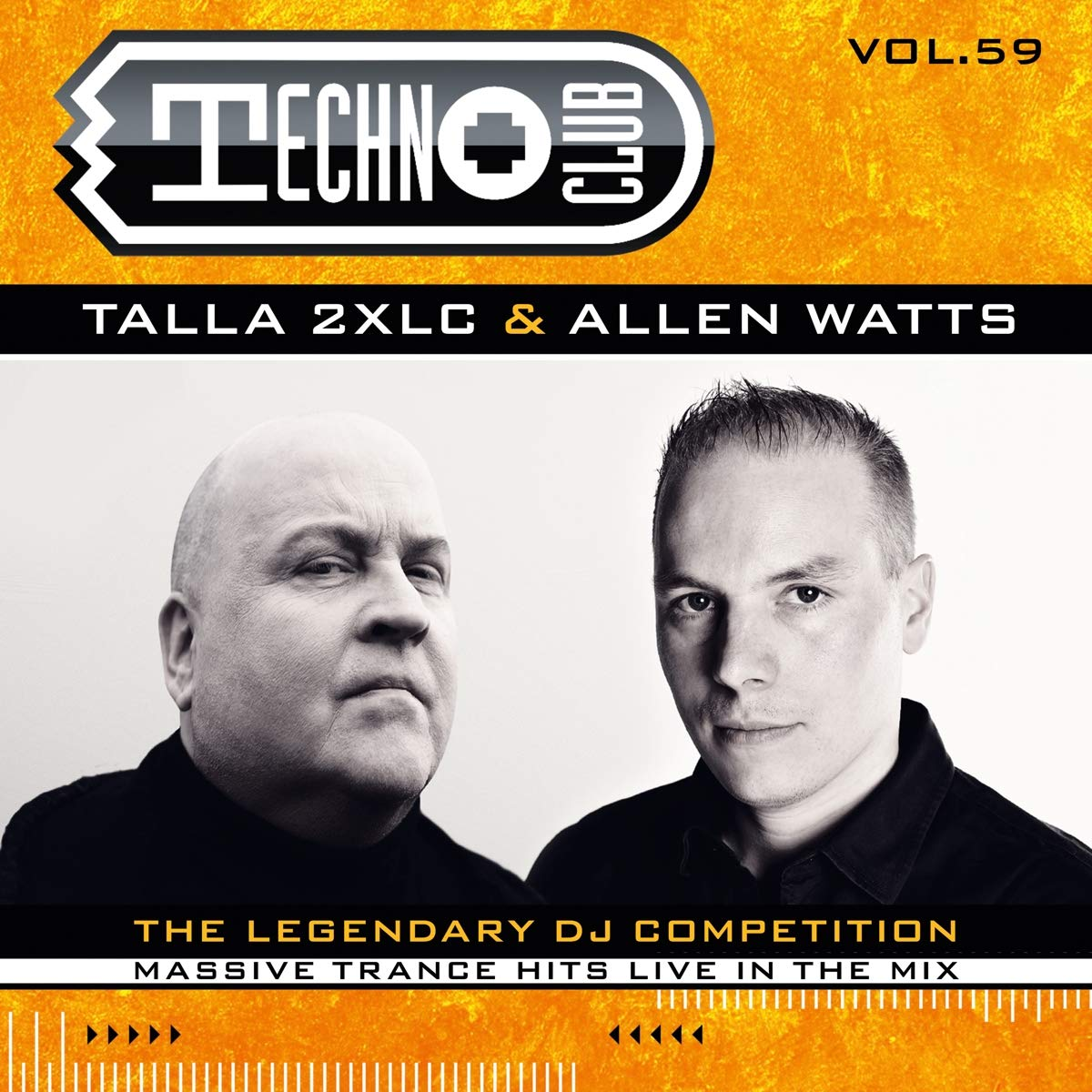 VA – Techno Club Vol. 59 (Talla 2XLC & Allen Watts) (2020) [FLAC]