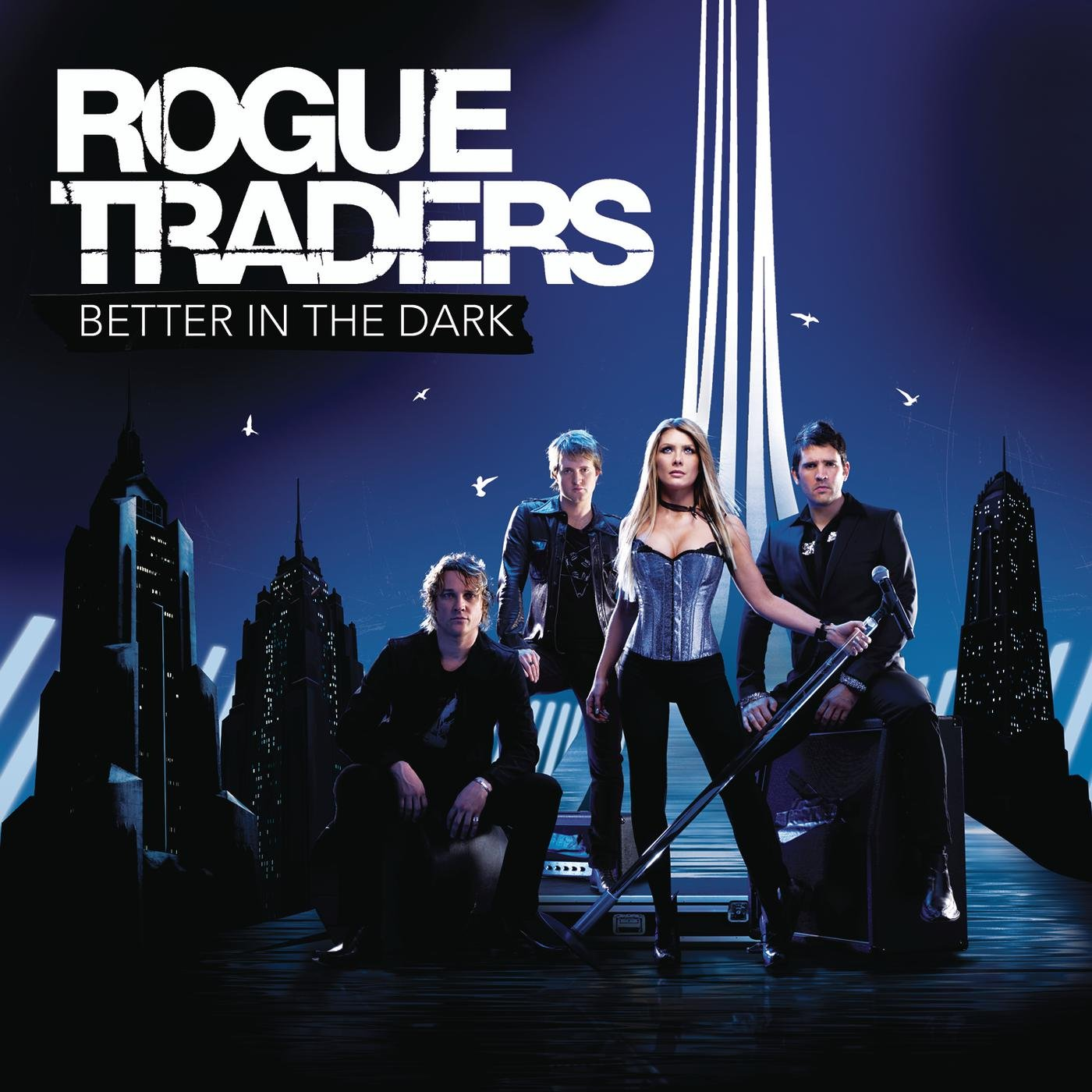 Rogue Traders – Better in The Dark (2007) [FLAC]