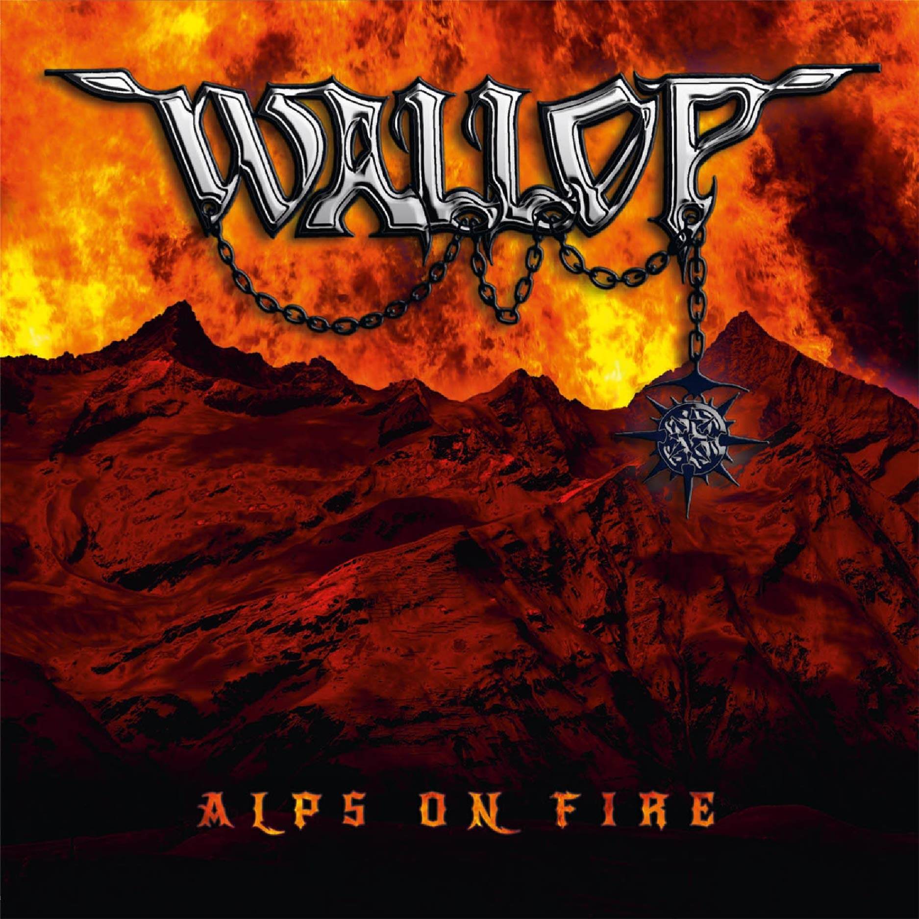 Wallop - Alps On Fire (2020) [FLAC] Download