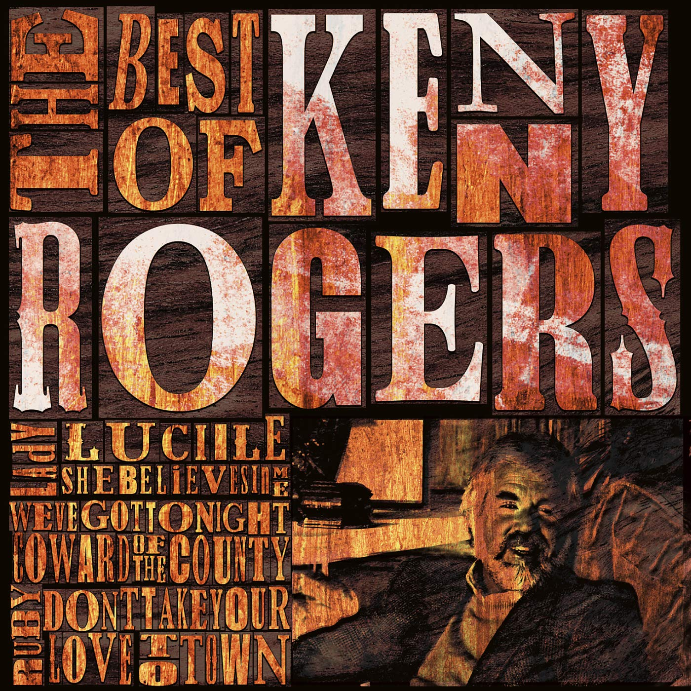 Kenny Rogers – The Best Of Kenny Rogers (1991) [FLAC]