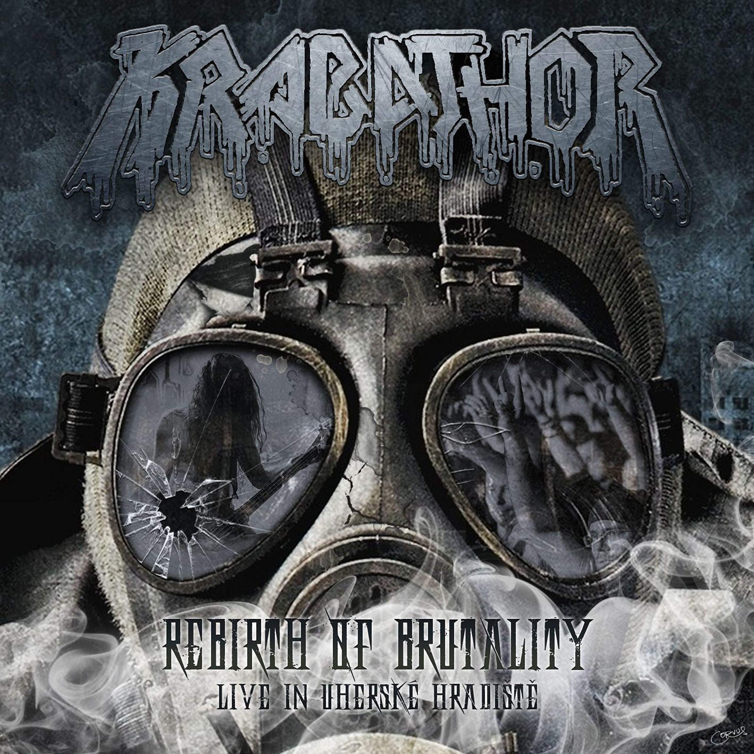 Krabathor - Rebirth of Brutality: Live in Uherske Hradiste (2015) [FLAC] Download
