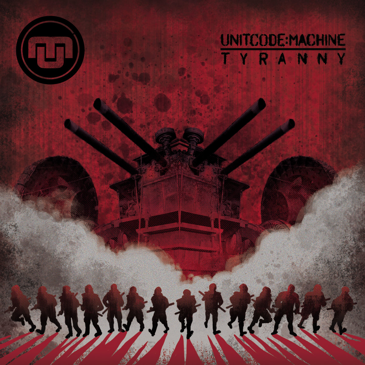 Unitcode:Machine - Tyranny (2019) [FLAC] Download