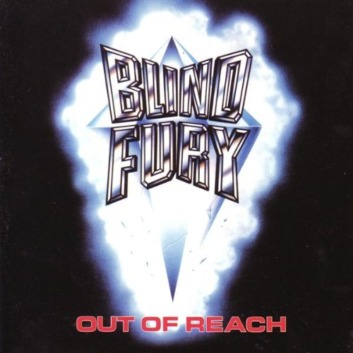 Blind Fury - Out of Reach (1985) [FLAC] Download
