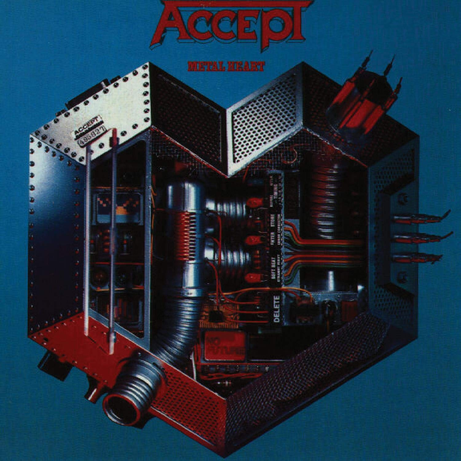 Accept - Metal Heart (2002) [FLAC] Download