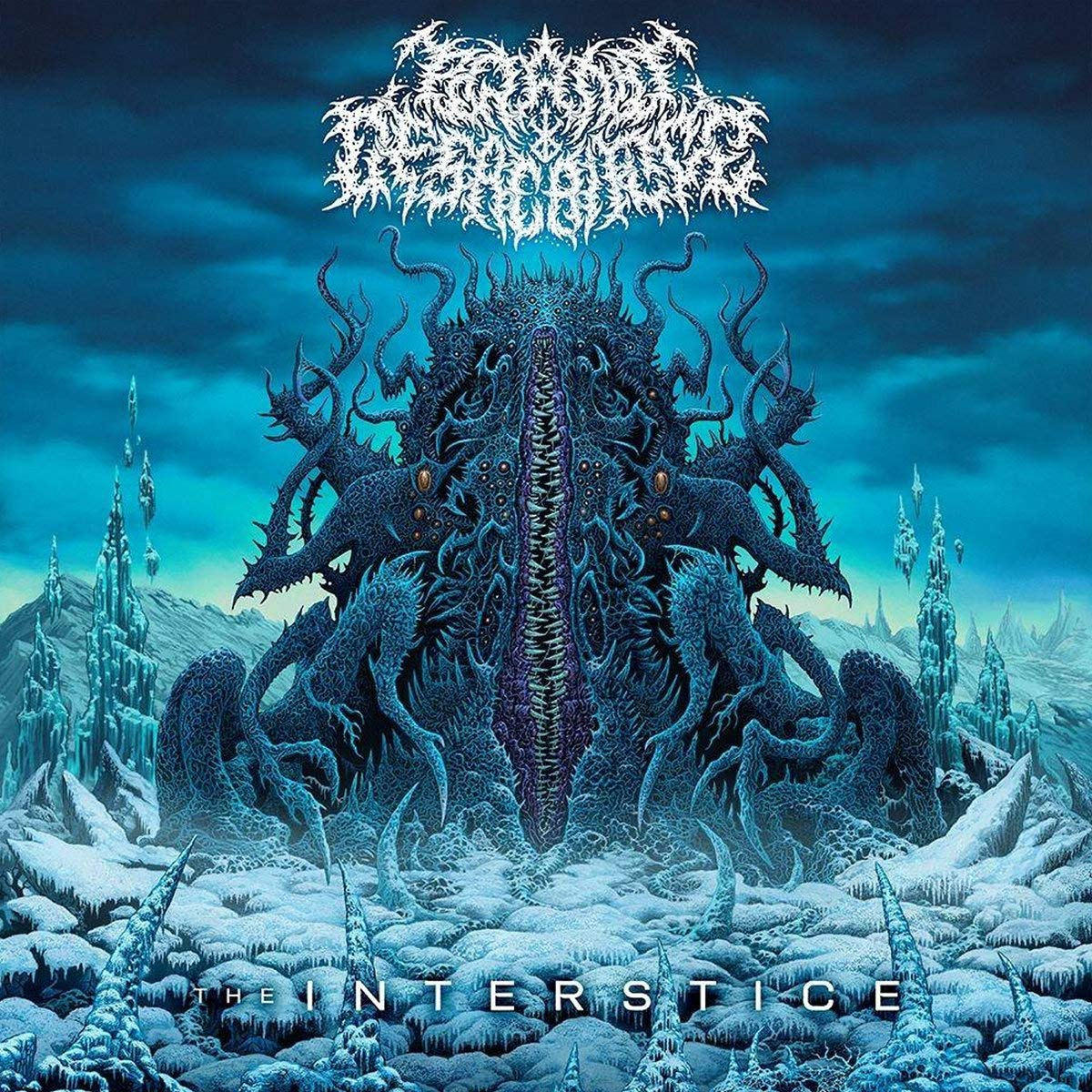 Brand of Sacrifice - The Interstice (2020) [FLAC] Download