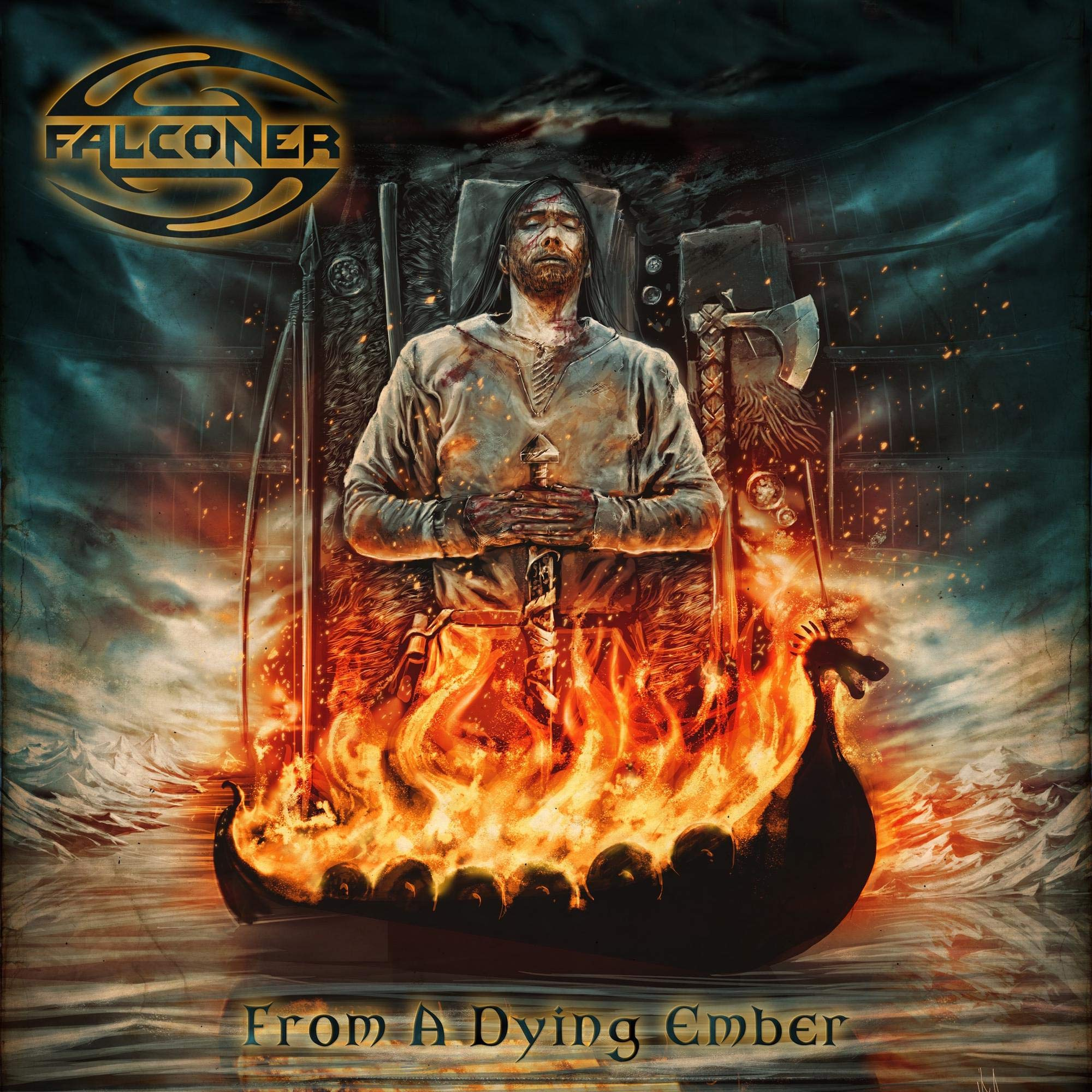 Falconer – From a Dying Ember (2020) [FLAC]