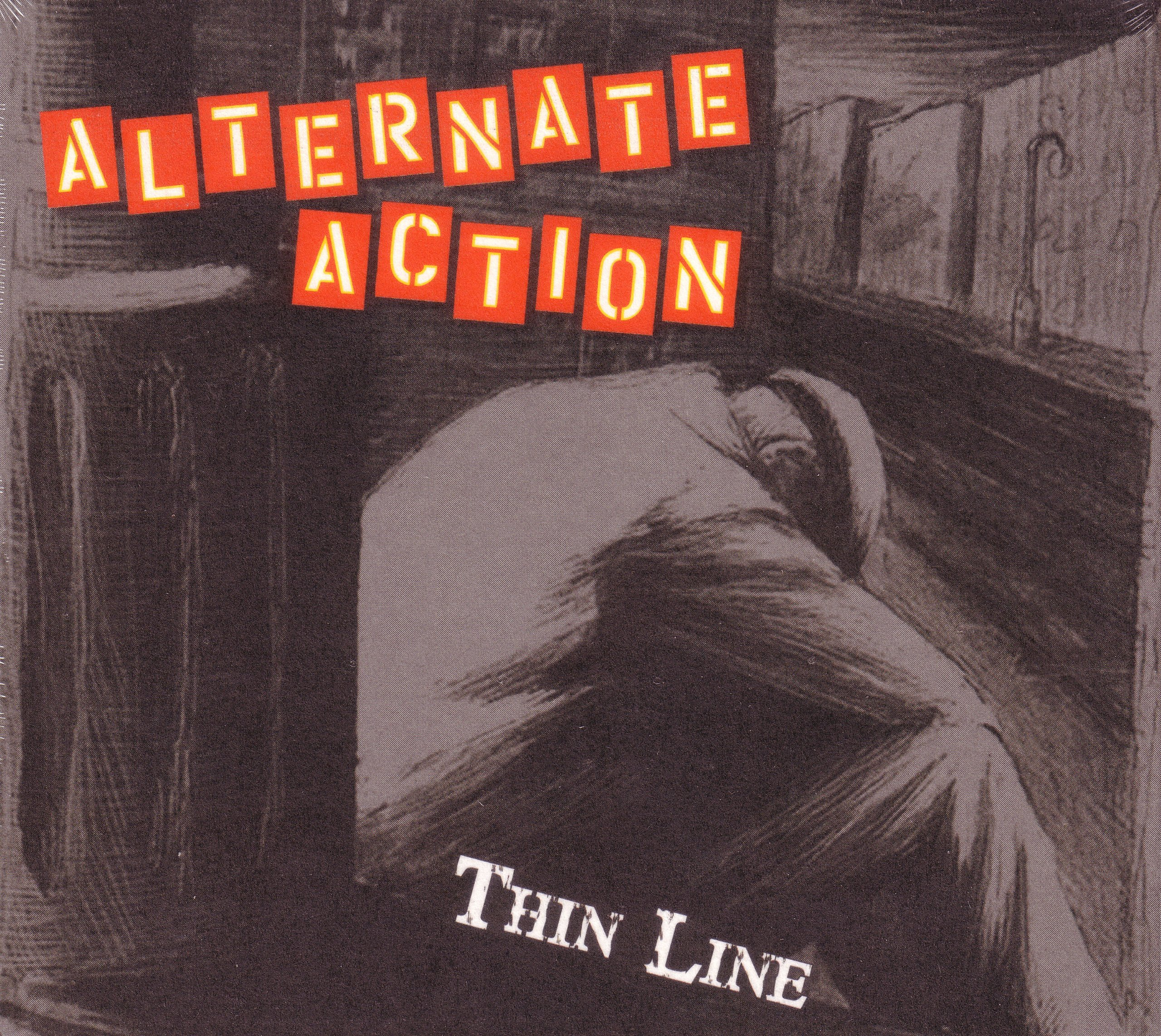 Alternate Action - Thin Line (2008) [FLAC] Download