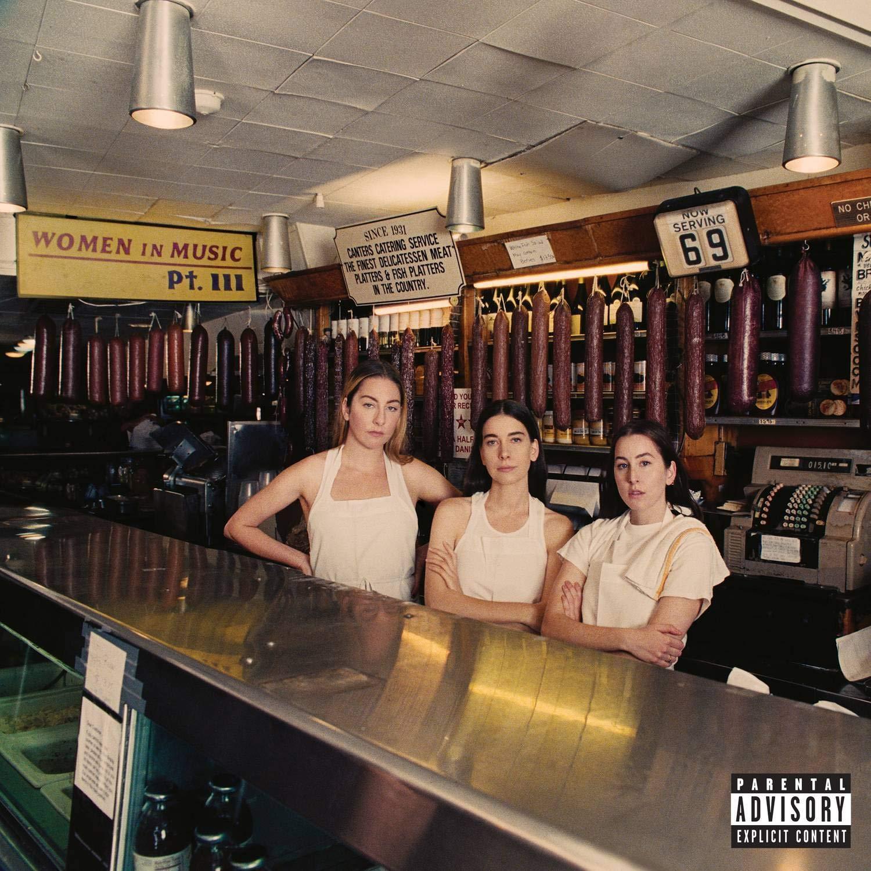 HAIM – Women In Music Pt. III (2020) [FLAC]
