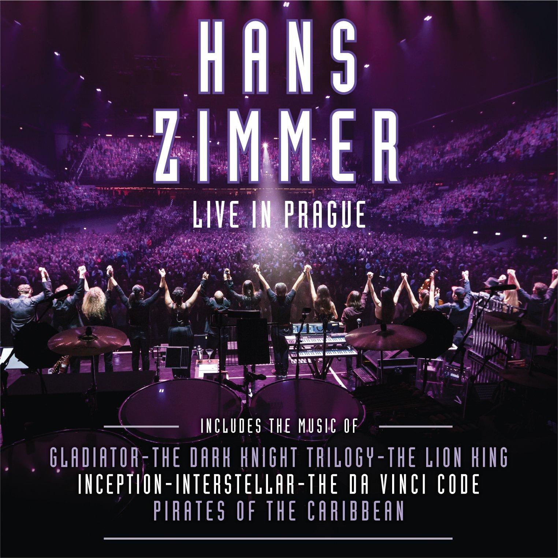 Hans Zimmer – Live In Prague (2020) [FLAC]