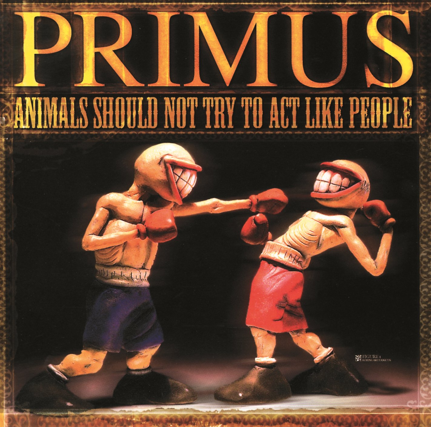Primus - Animals Should Not Try To Act Like People (2018) [FLAC] Download
