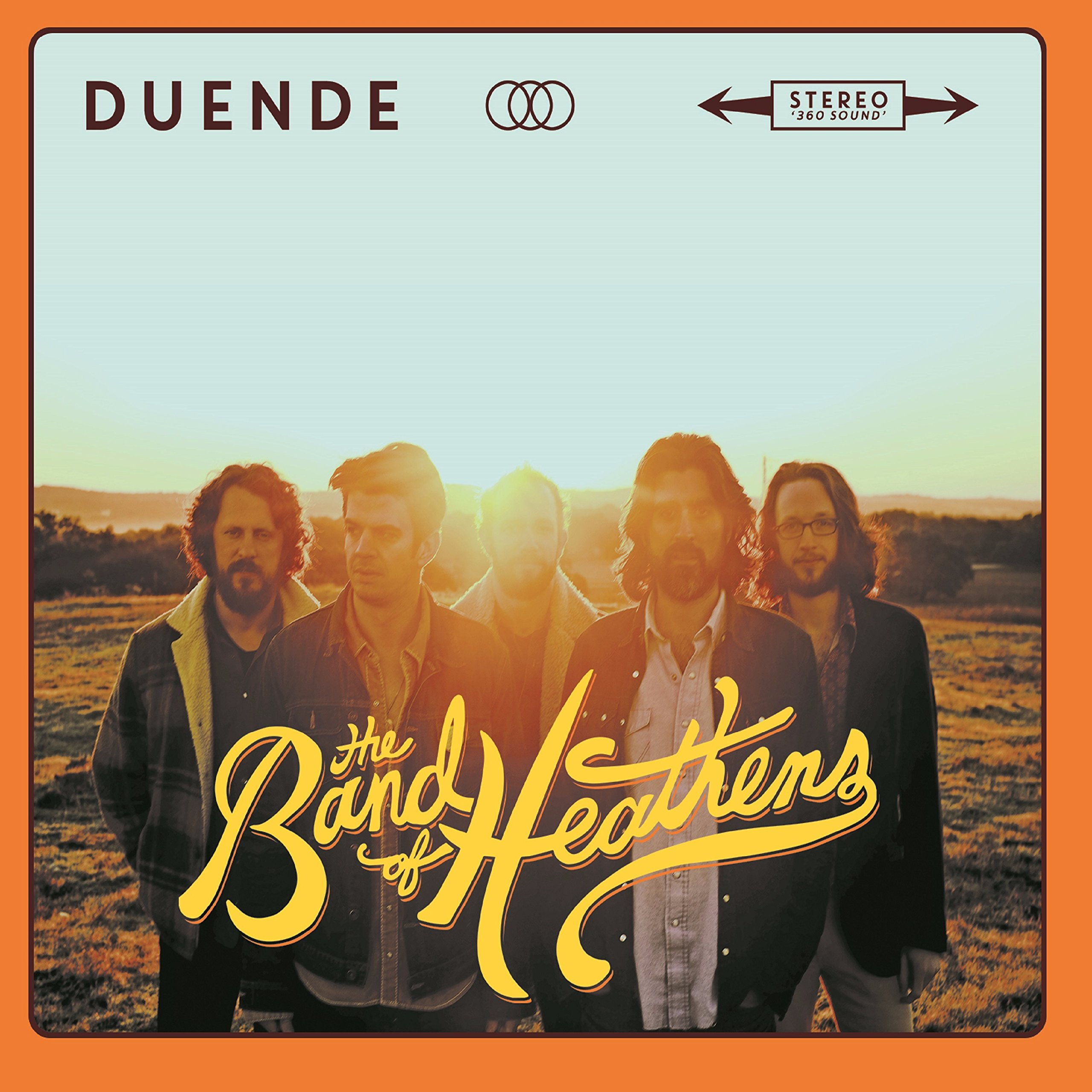 The Band Of Heathens - Duende (2017) [FLAC] Download
