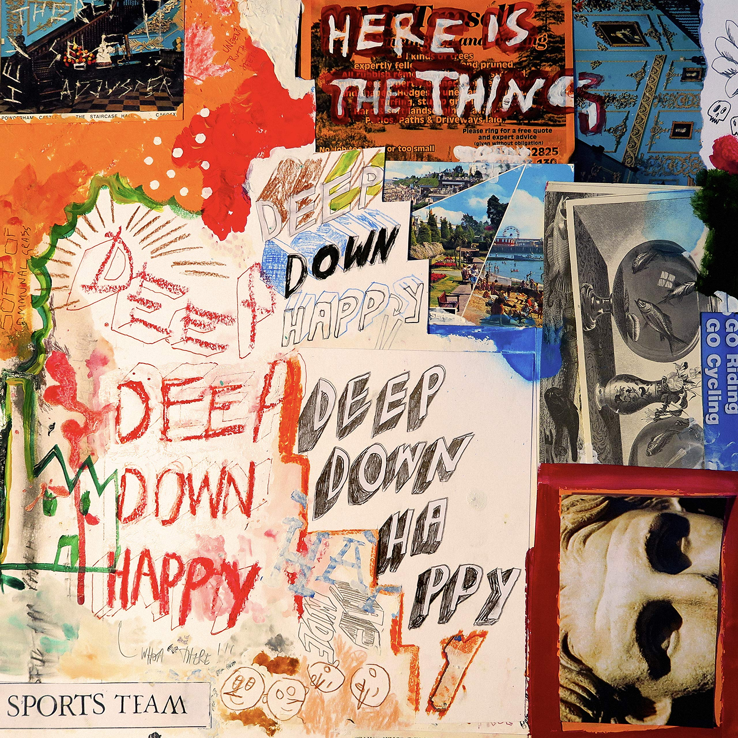 Sports Team - Deep Down Happy (2020) [FLAC] Download