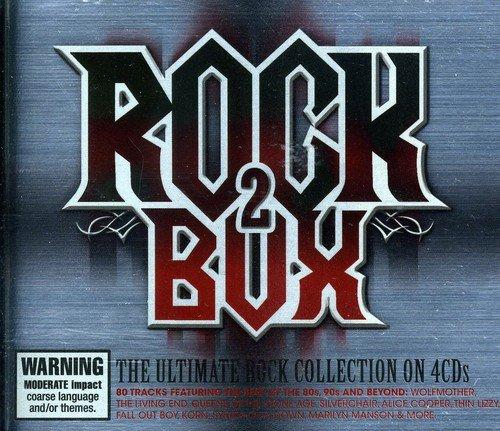 VA - Rock Box 2 (2010) [FLAC] Download