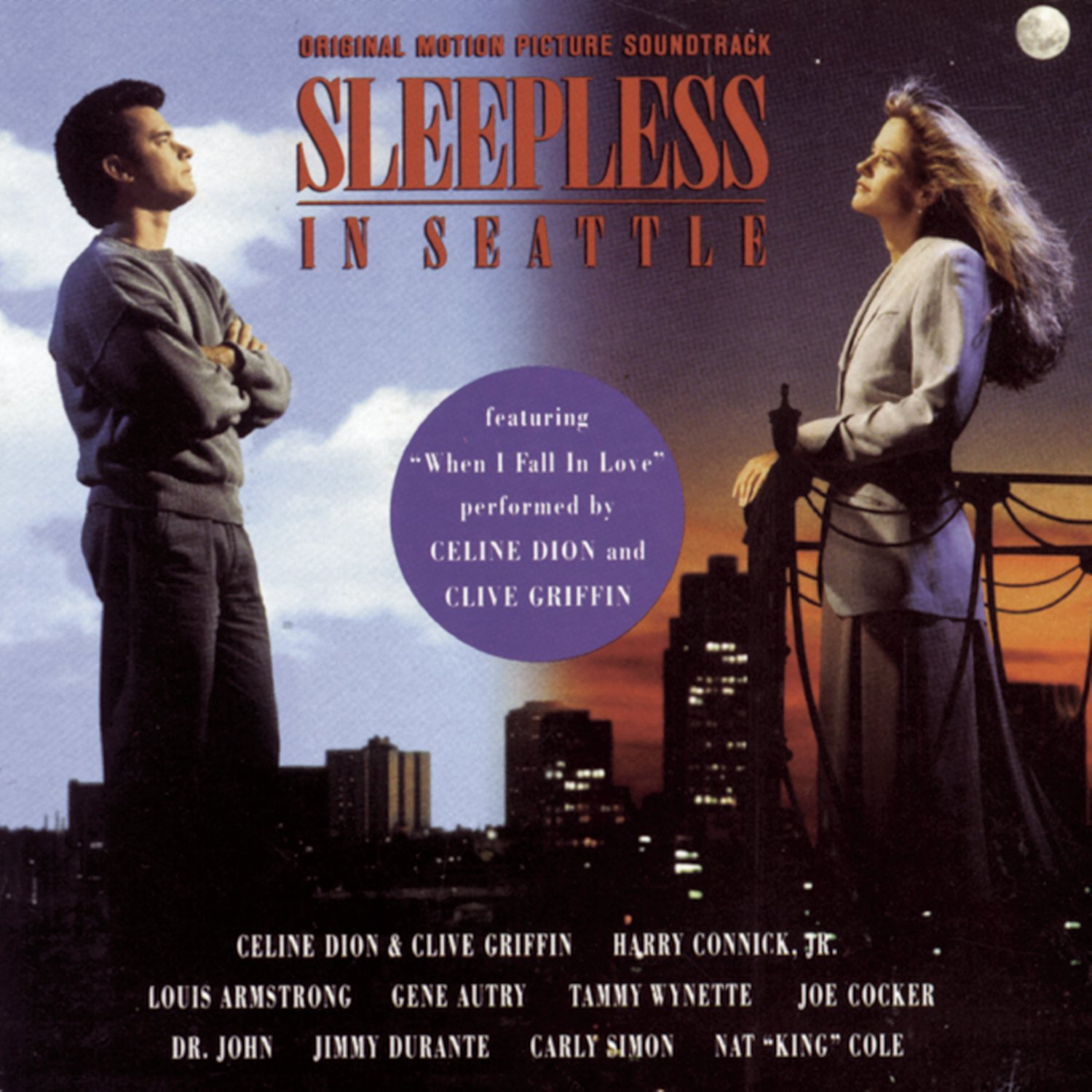 VA - Sleepless In Seattle (1993) [FLAC] Download