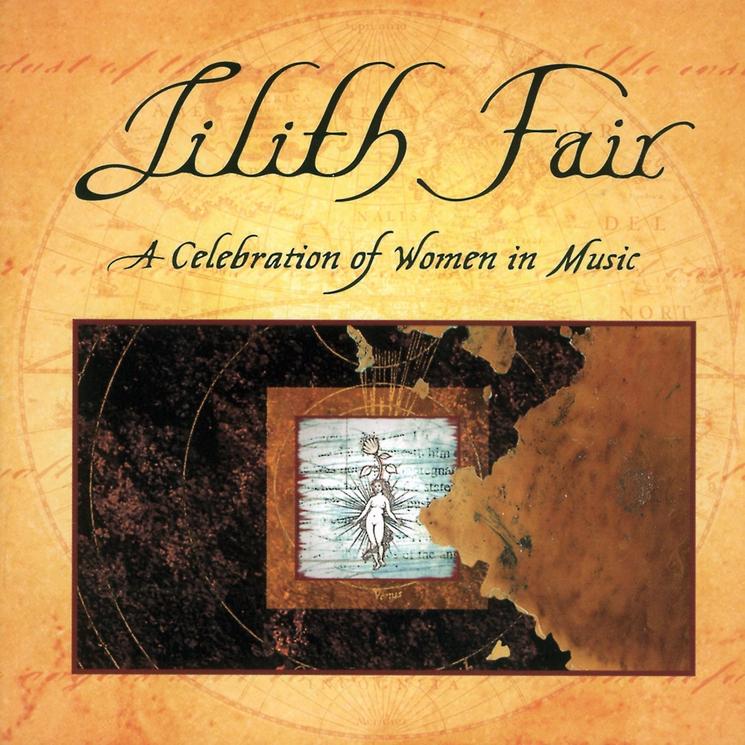 VA - Lilith Fair A Celebration Of Woman In Music (1998) [FLAC] Download