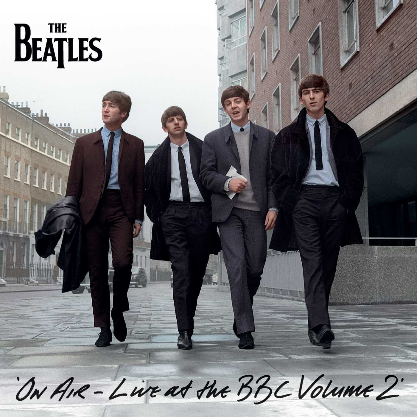 The Beatles - On Air - Live At The BBC Volume 2 (2018) [FLAC] Download