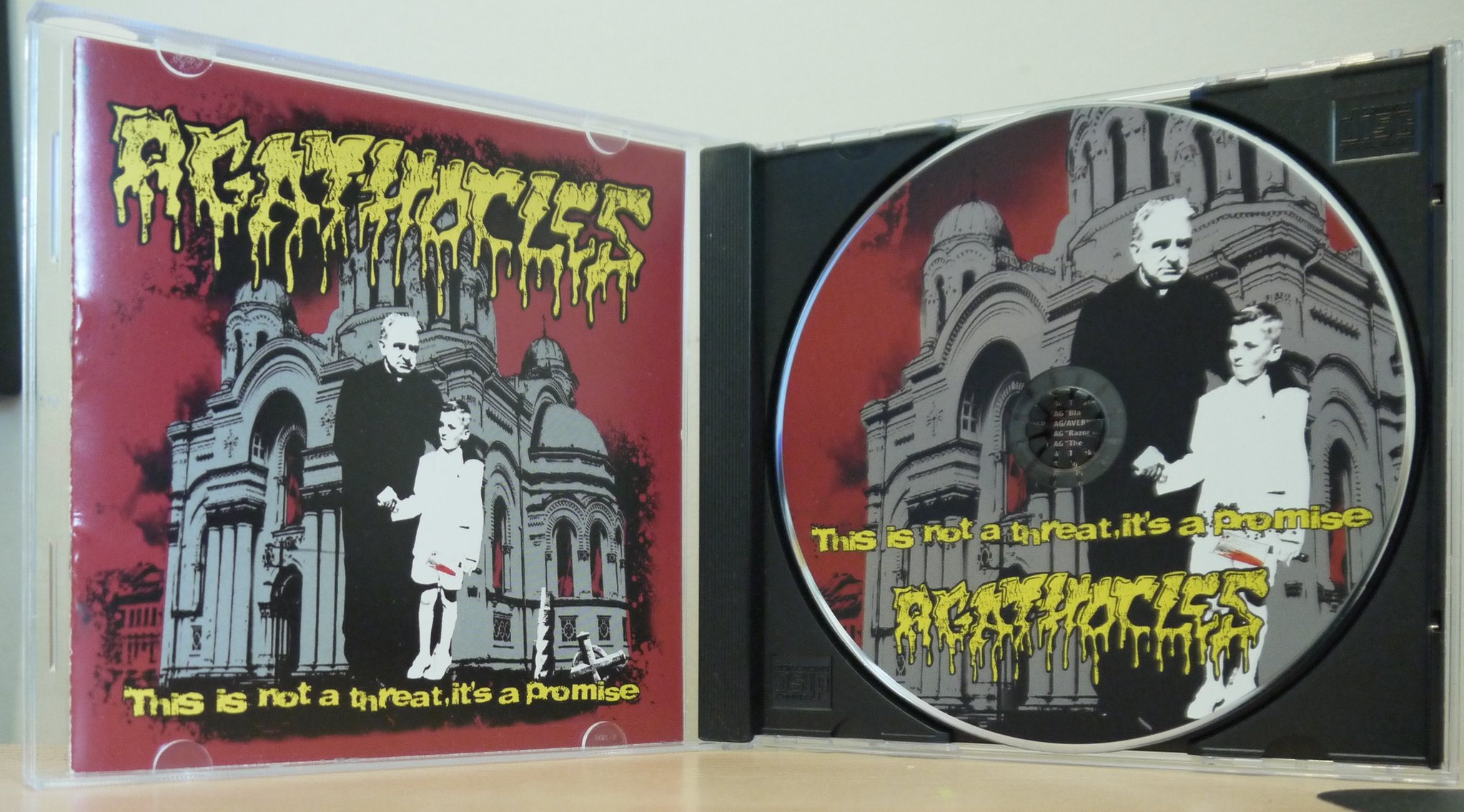 Agathocles - This Is Not a Threat, It's a Promise (2010) [FLAC] Download