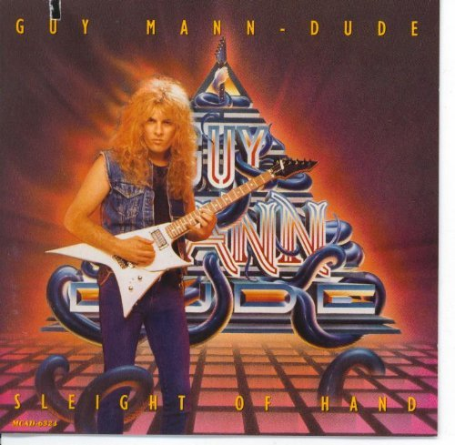 Guy Mann-Dude - Sleight Of Hand (1989) [FLAC] Download