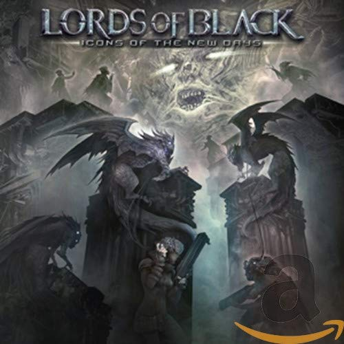 Lords Of Black - Icons Of The New Days (2018) [FLAC] Download