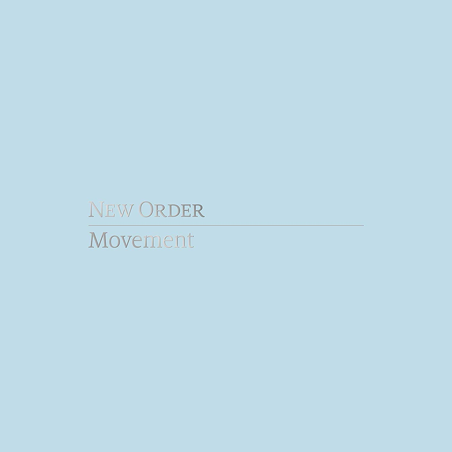 New Order - Movement (2019) [FLAC] Download