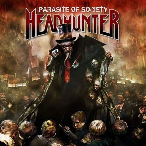 Headhunter - Parasite Of Society (2008) [FLAC] Download