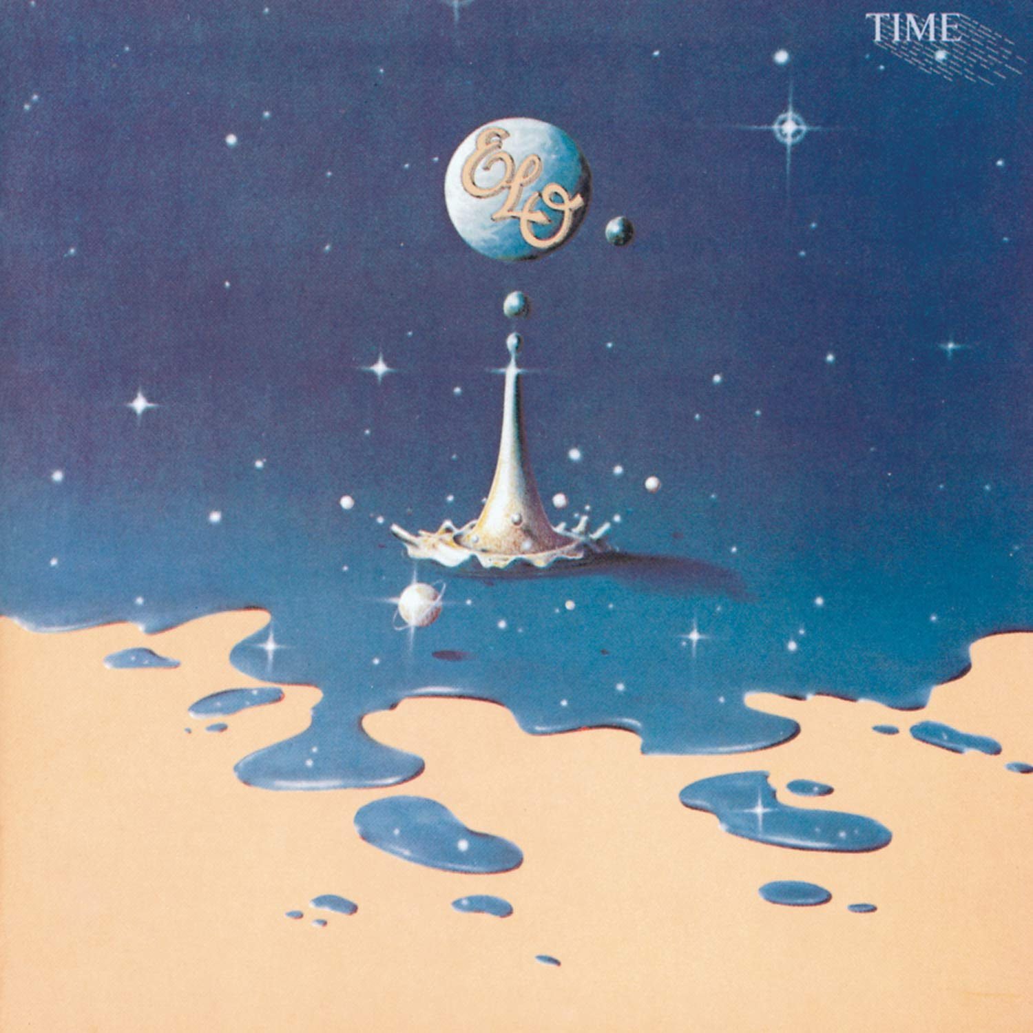 Electric Light Orchestra - Time (1981) [FLAC] Download