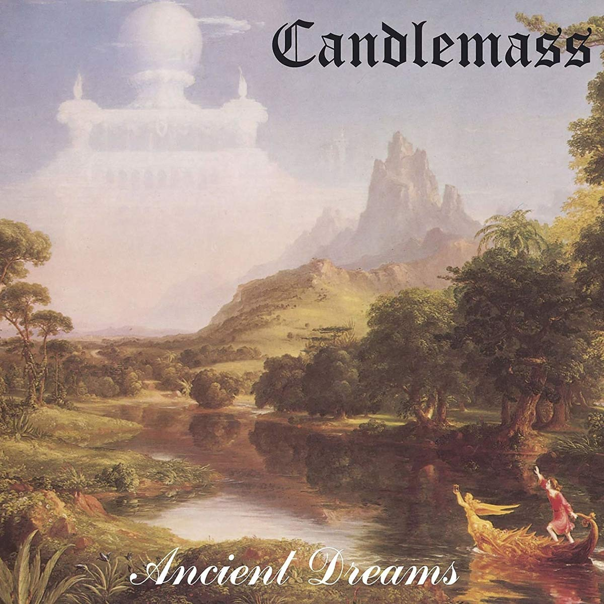 Candlemass - Ancient Dreams (2018) [FLAC] Download