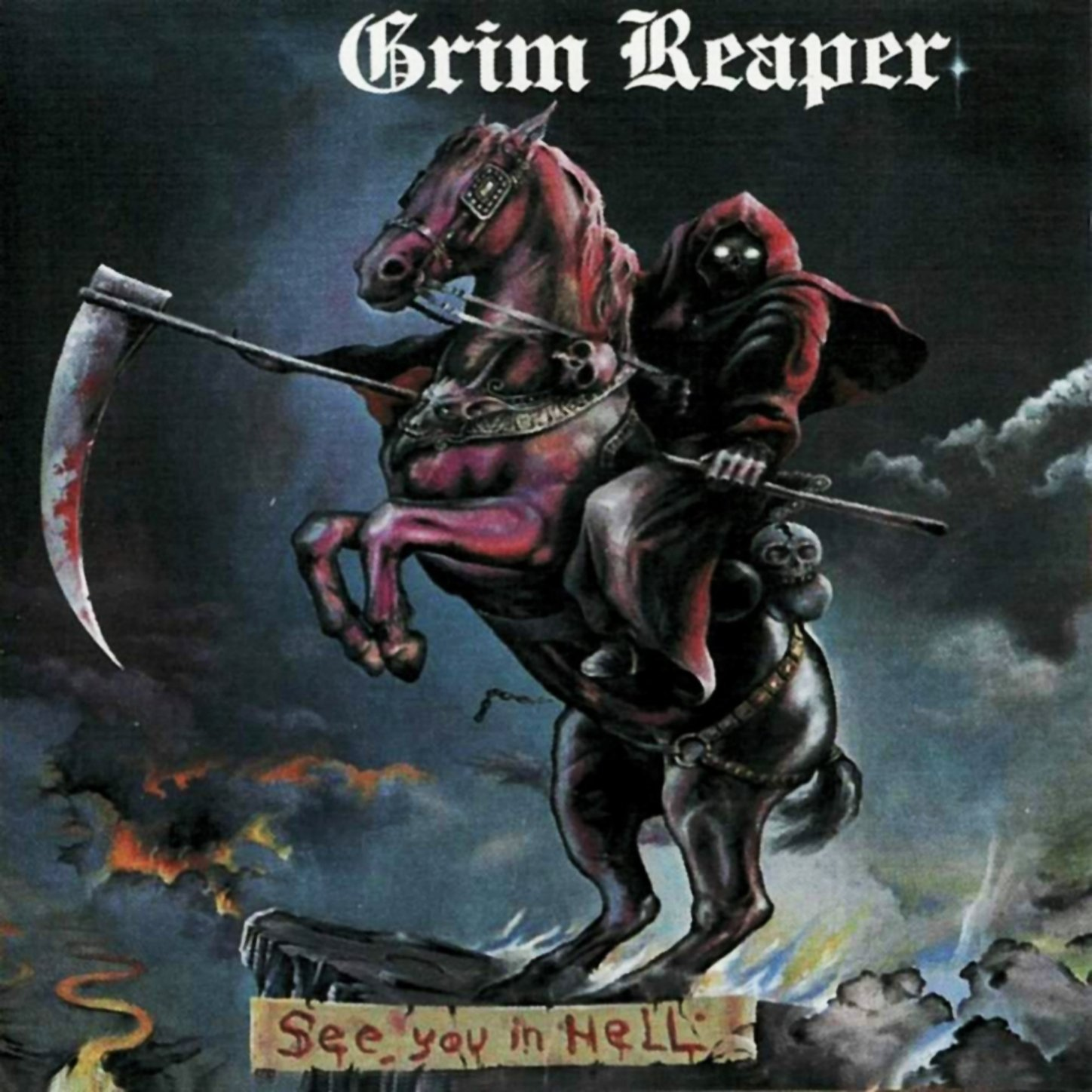 Grim Reaper - See You In Hell (1993) [FLAC] Download