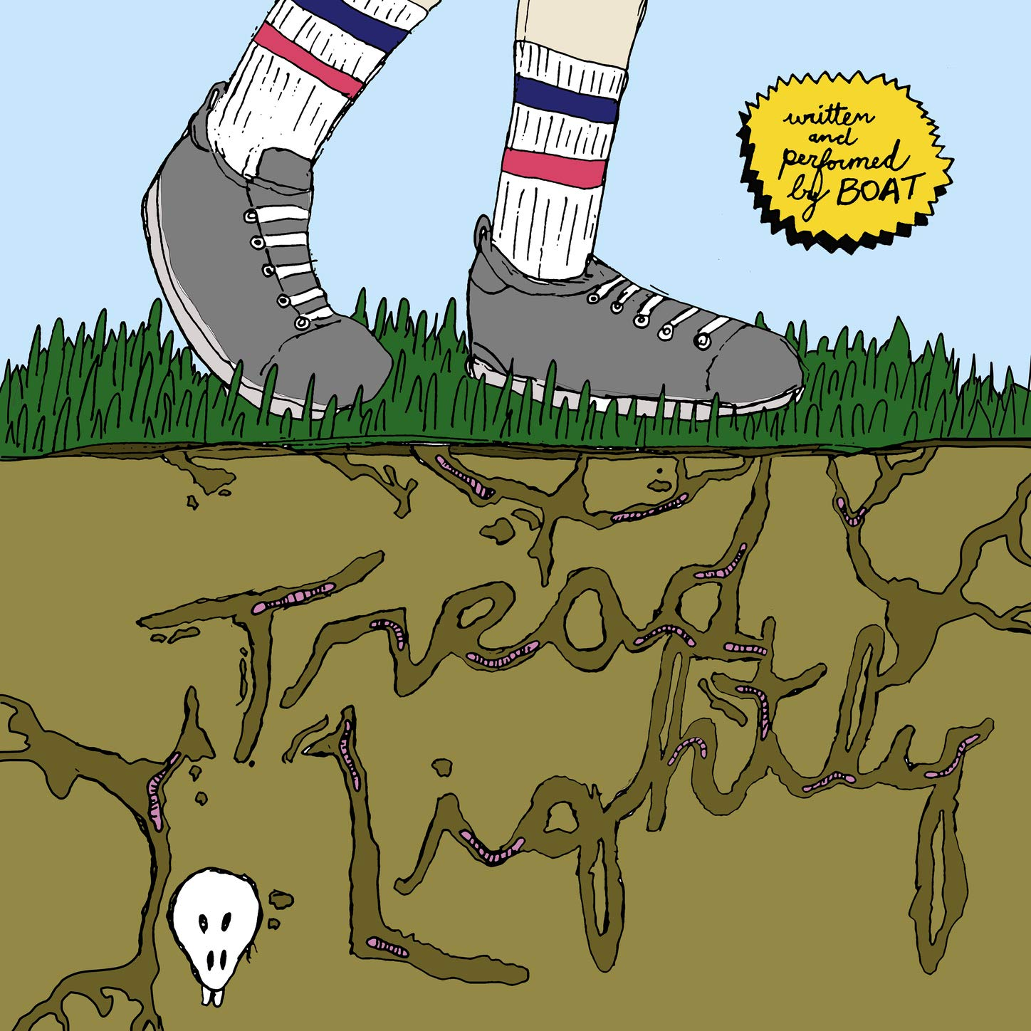 BOAT - Tread Lightly (2020) [FLAC] Download
