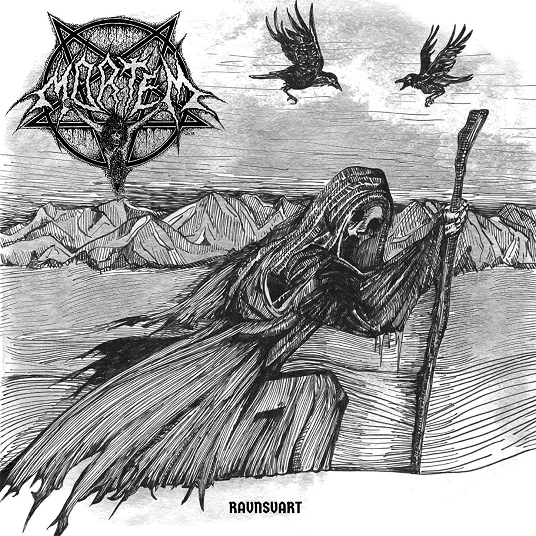 Mortem - Ravnsvart (2019) [FLAC] Download
