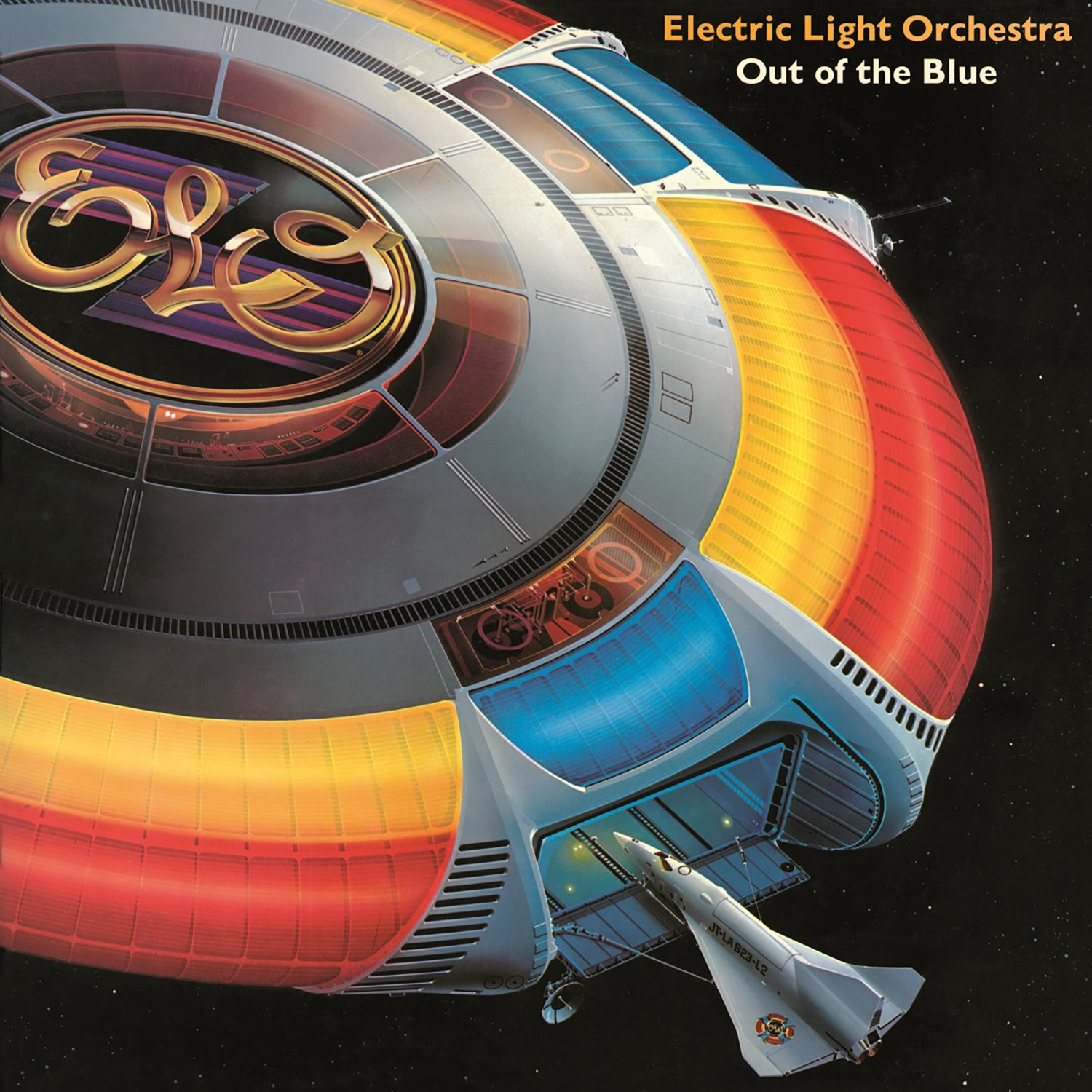 Electric Light Orchestra - Out Of The Blue (2017) [FLAC] Download