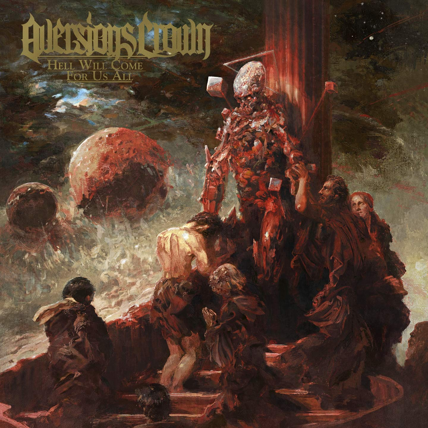 Aversions Crown - Hell Will Come for Us All (2020) [FLAC] Download