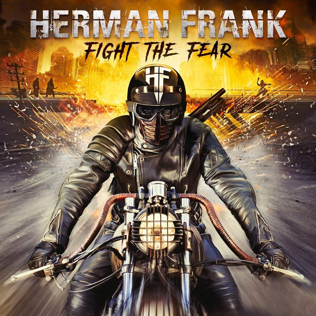 Herman Frank - Fight The Fear (2019) [FLAC] Download