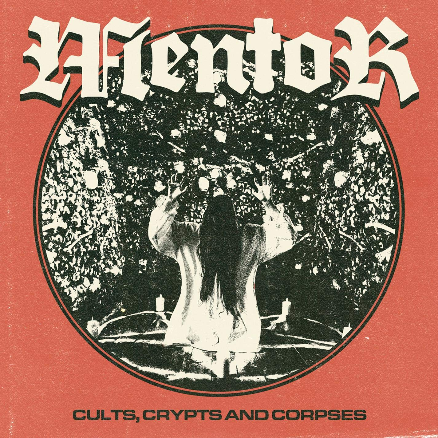 Mentor - Cults, Crypts and Corpses (2018) [FLAC] Download