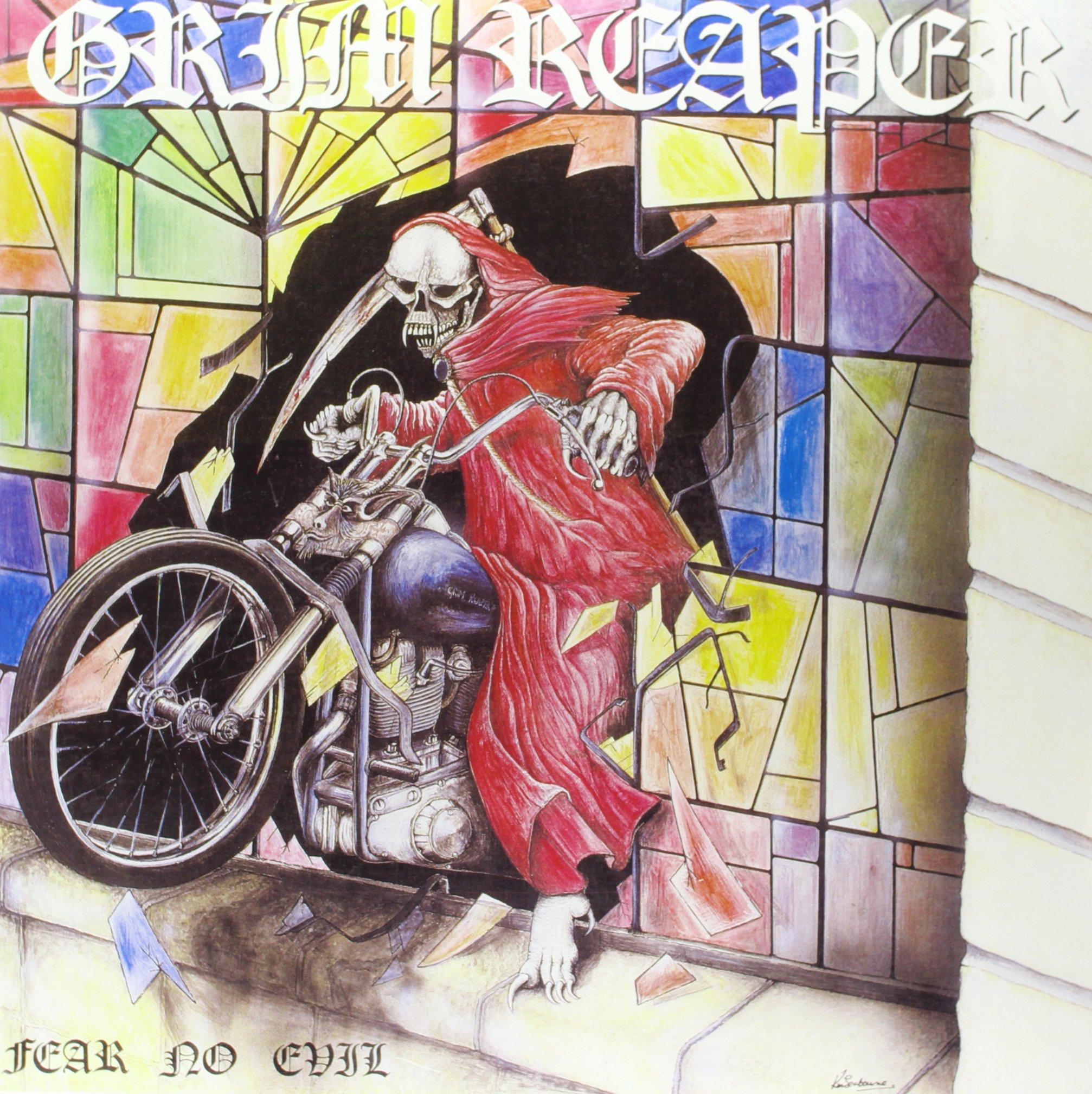 Grim Reaper - Fear No Evil (2000) [FLAC] Download