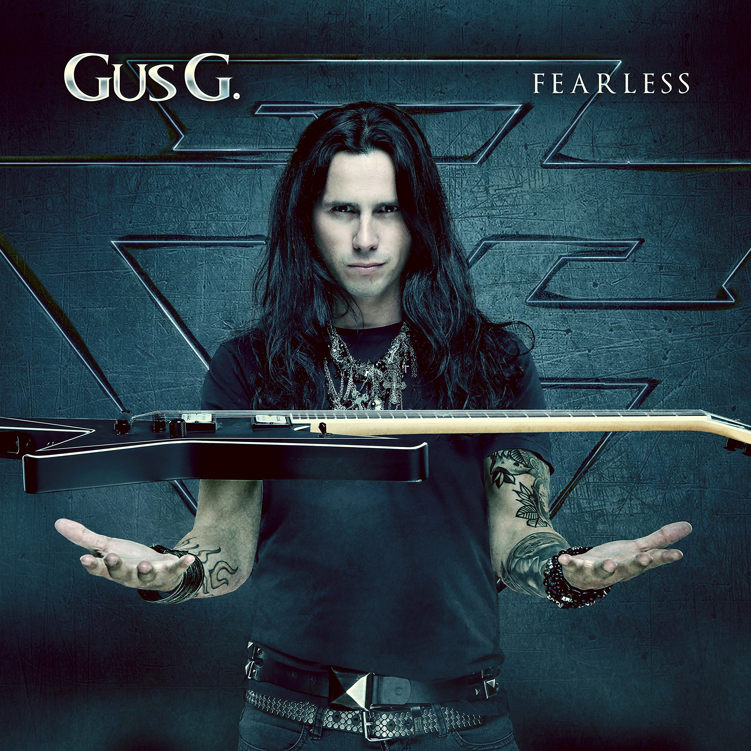 Gus G. - Fearless (2018) [FLAC] Download