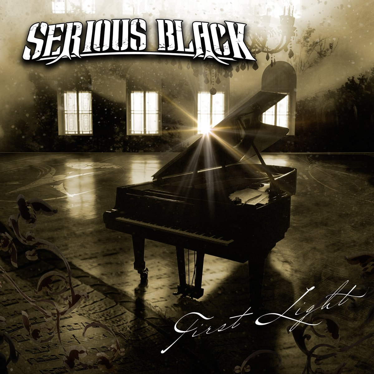 Serious Black - First Light (2017) [FLAC] Download