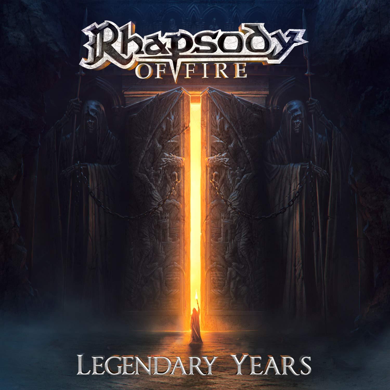 Rhapsody Of Fire - Legendary Years (2017) [FLAC] Download