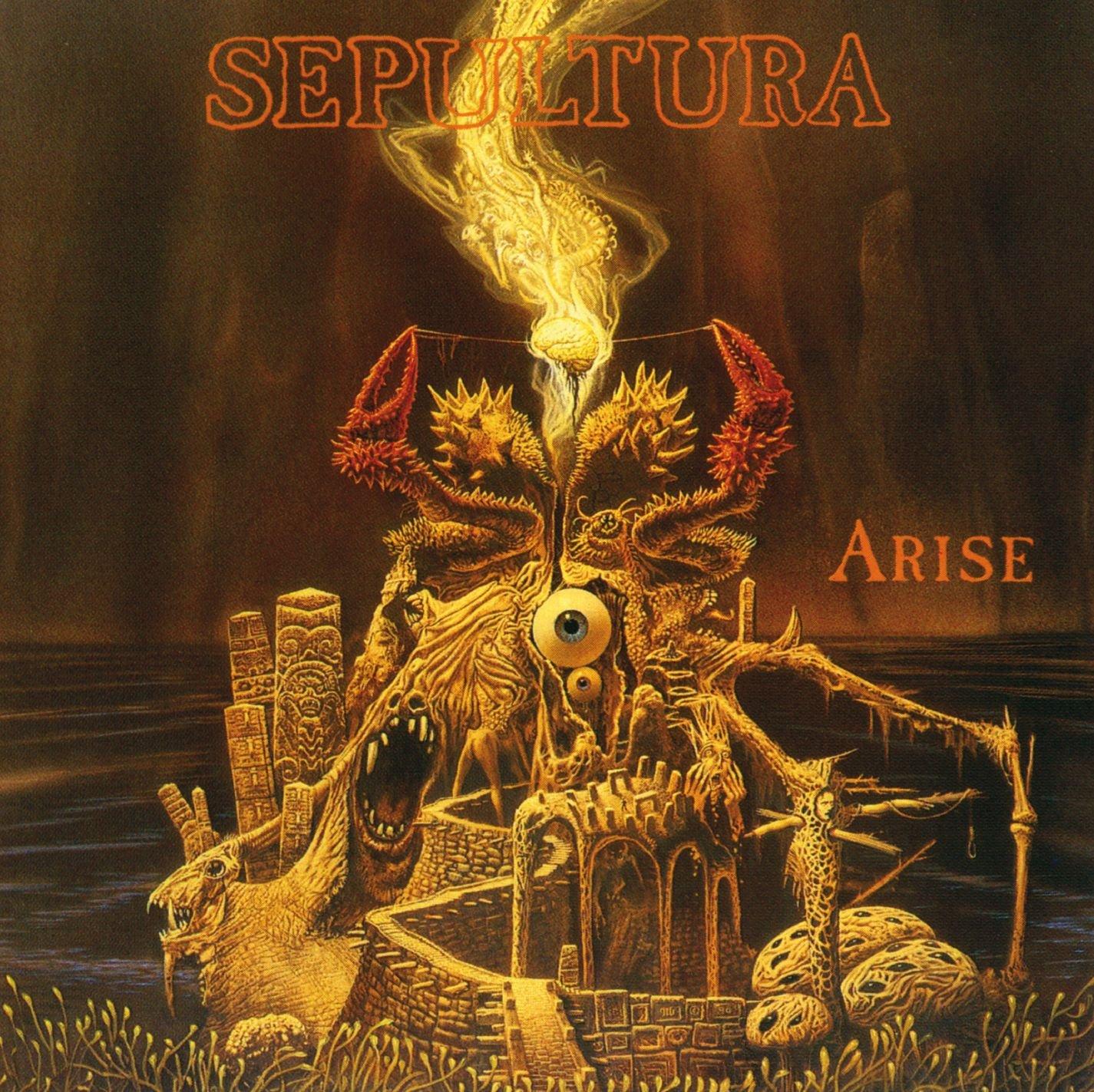 Sepultura – Arise (2018) [FLAC]