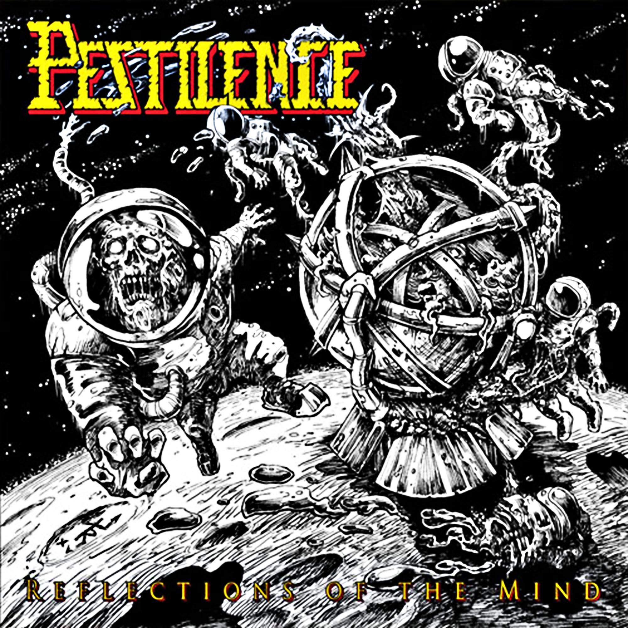 Pestilence - Reflections of the Mind (2016) [FLAC] Download