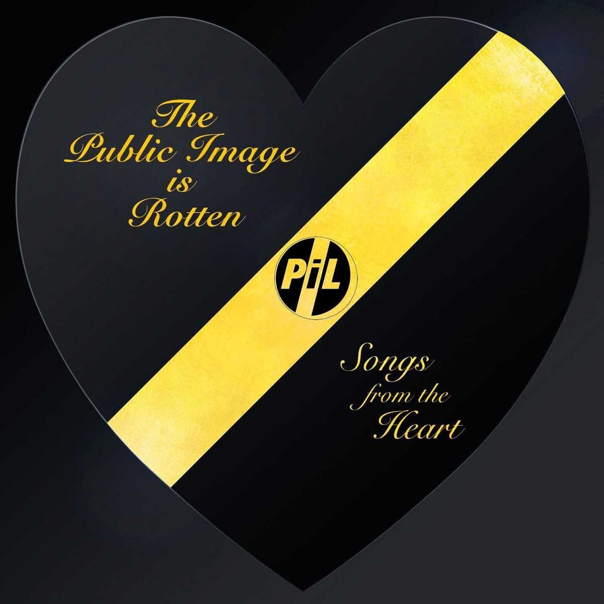 Public Image Limited - The Public Image Is Rotten  Songs From The Heart (2018) [FLAC] Download