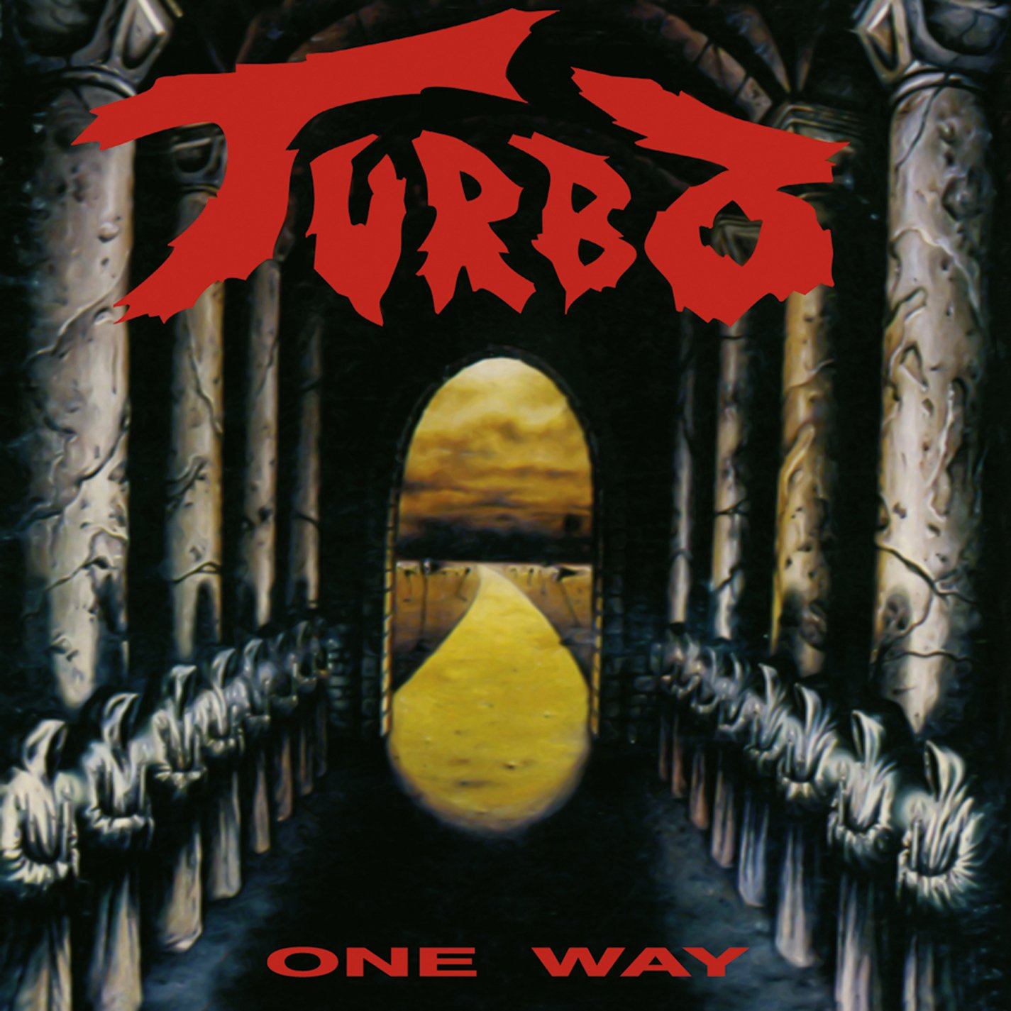 Turbo - One Way (2009) [FLAC] Download