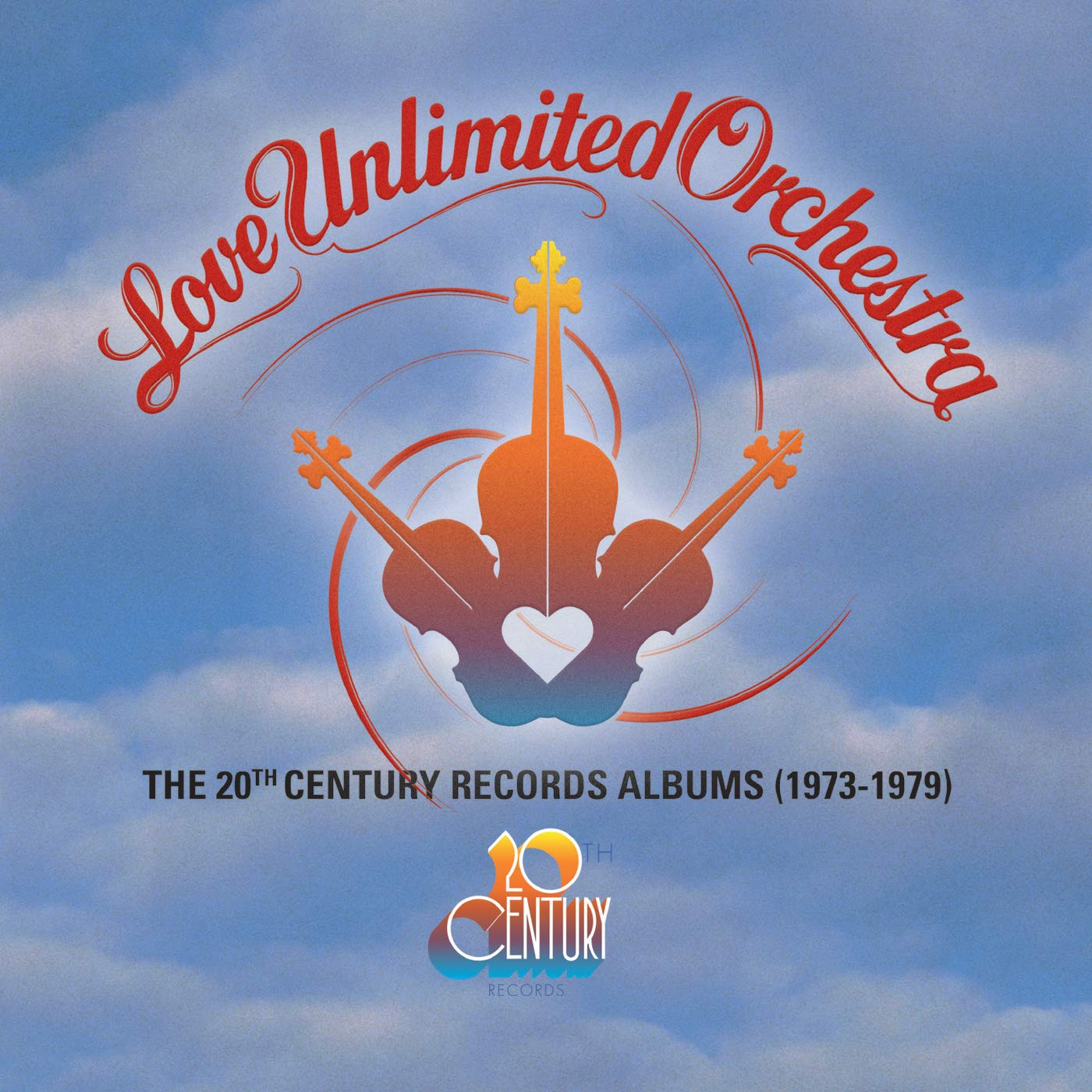 Love Unlimited Orchestra – The 20th Century Records Albums (1973-1979) (2019) [FLAC]