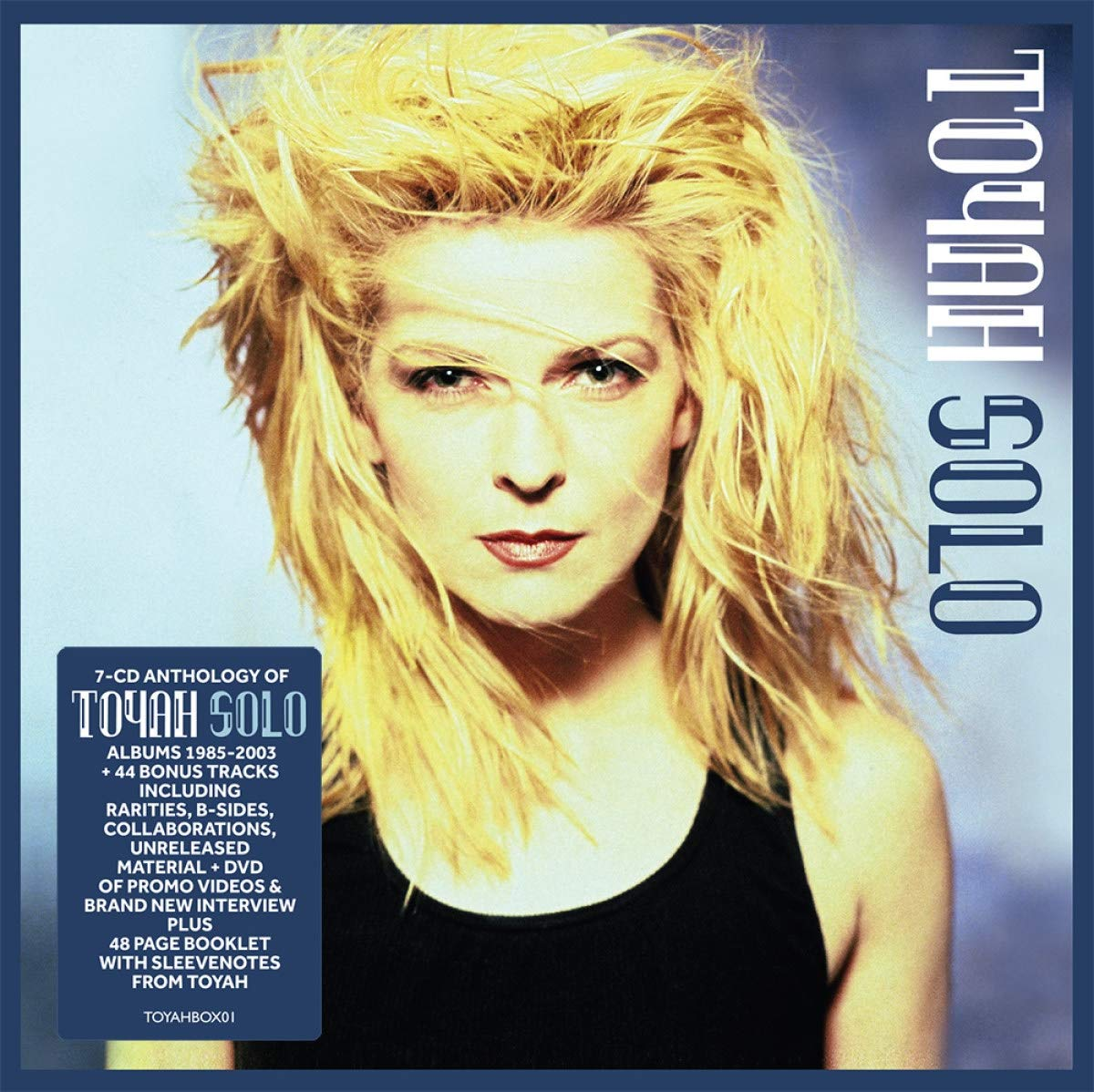 Toyah - Solo (2020) [FLAC] Download