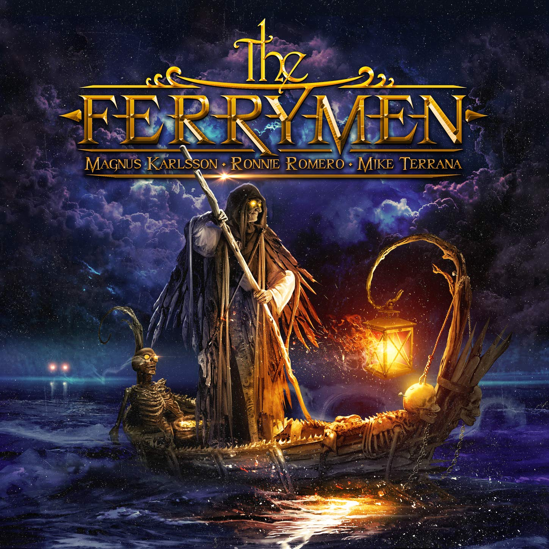 The Ferrymen - The Ferrymen (2017) [FLAC] Download