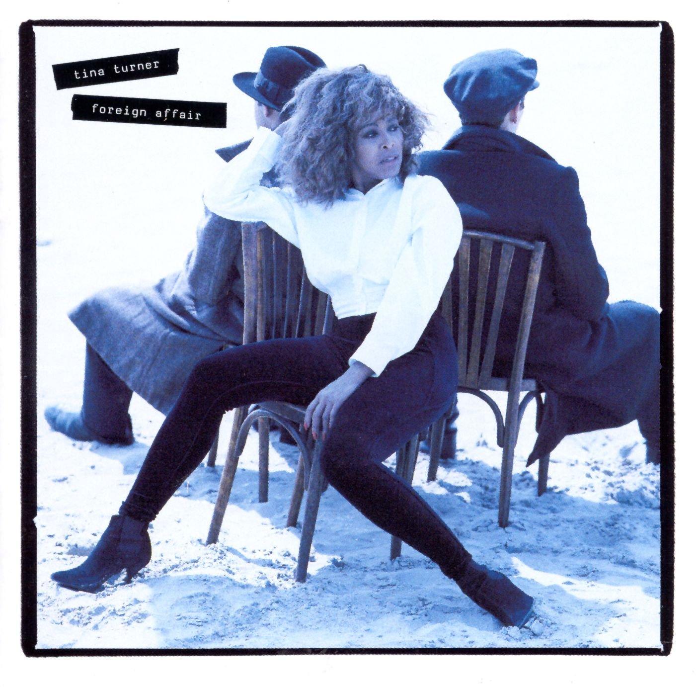 Tina Turner – Foreign Affair (1989) [FLAC]