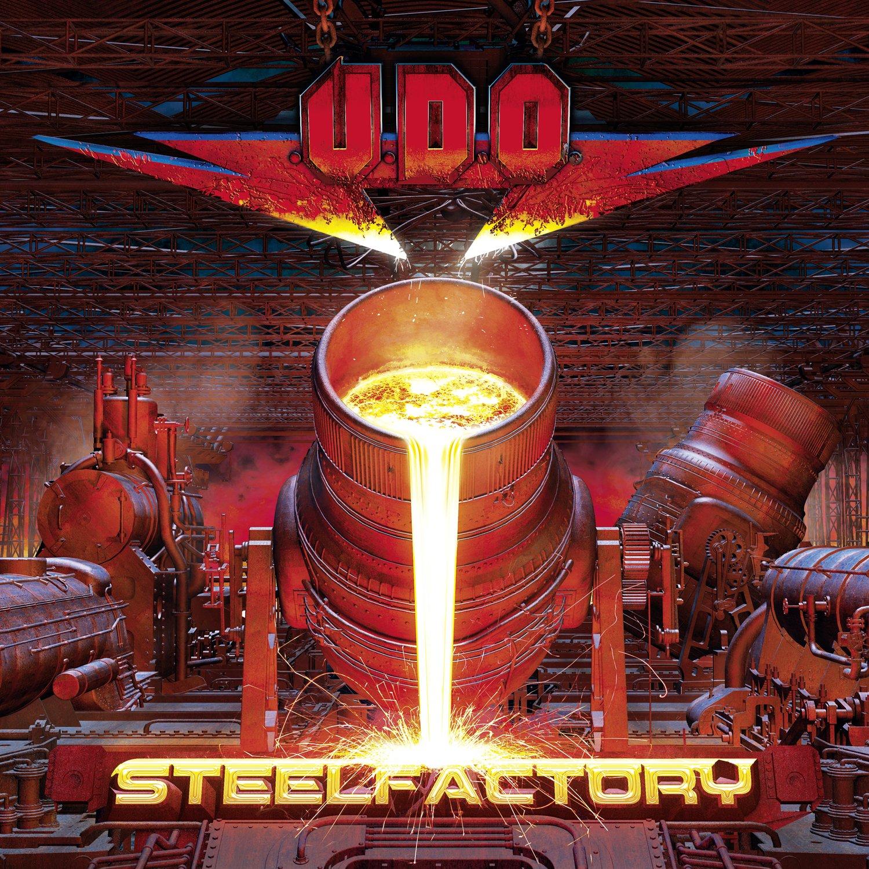 U.D.O. – Steelfactory (2018) [FLAC]